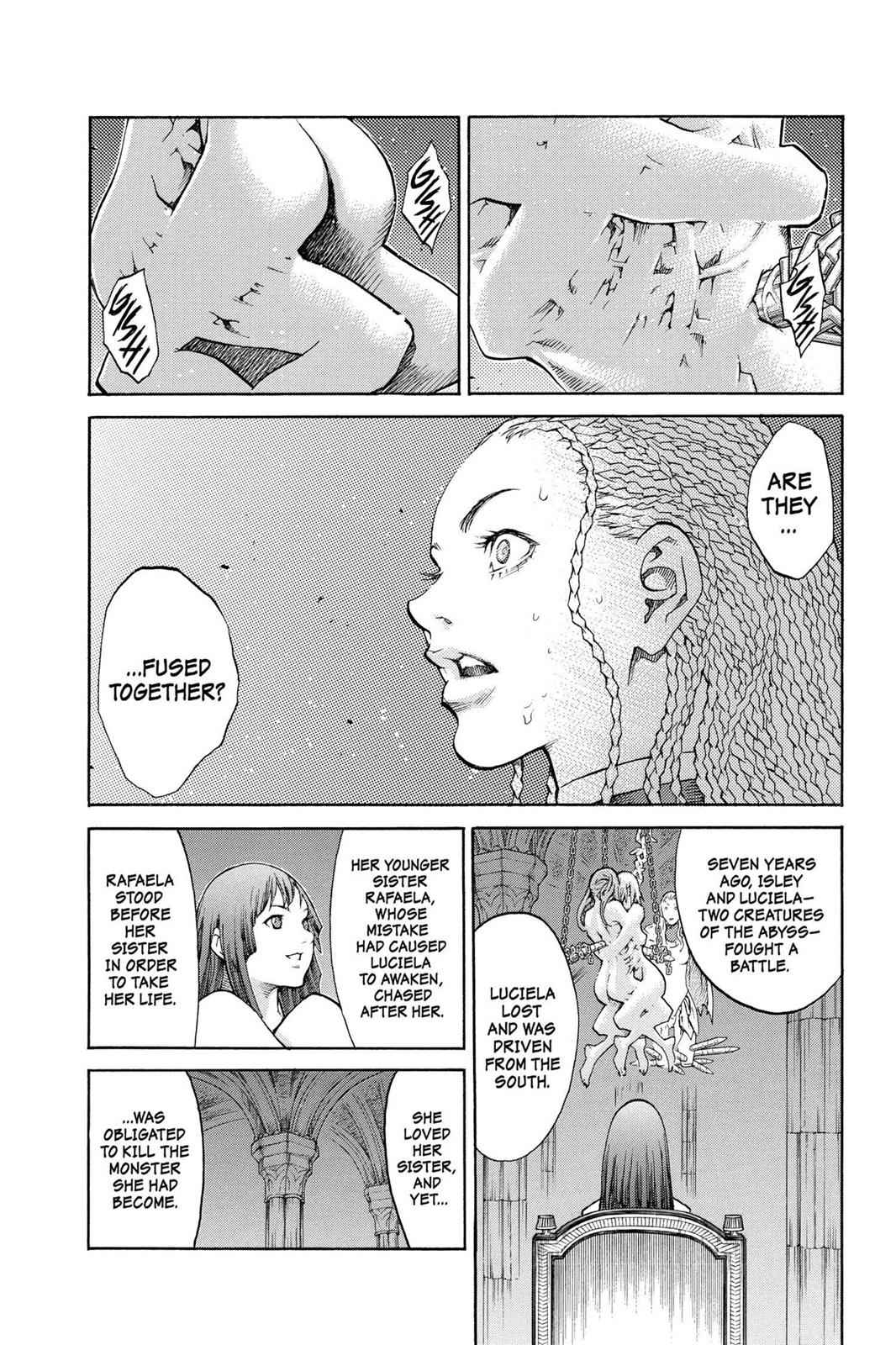 Claymore Chapter 82 Page 25