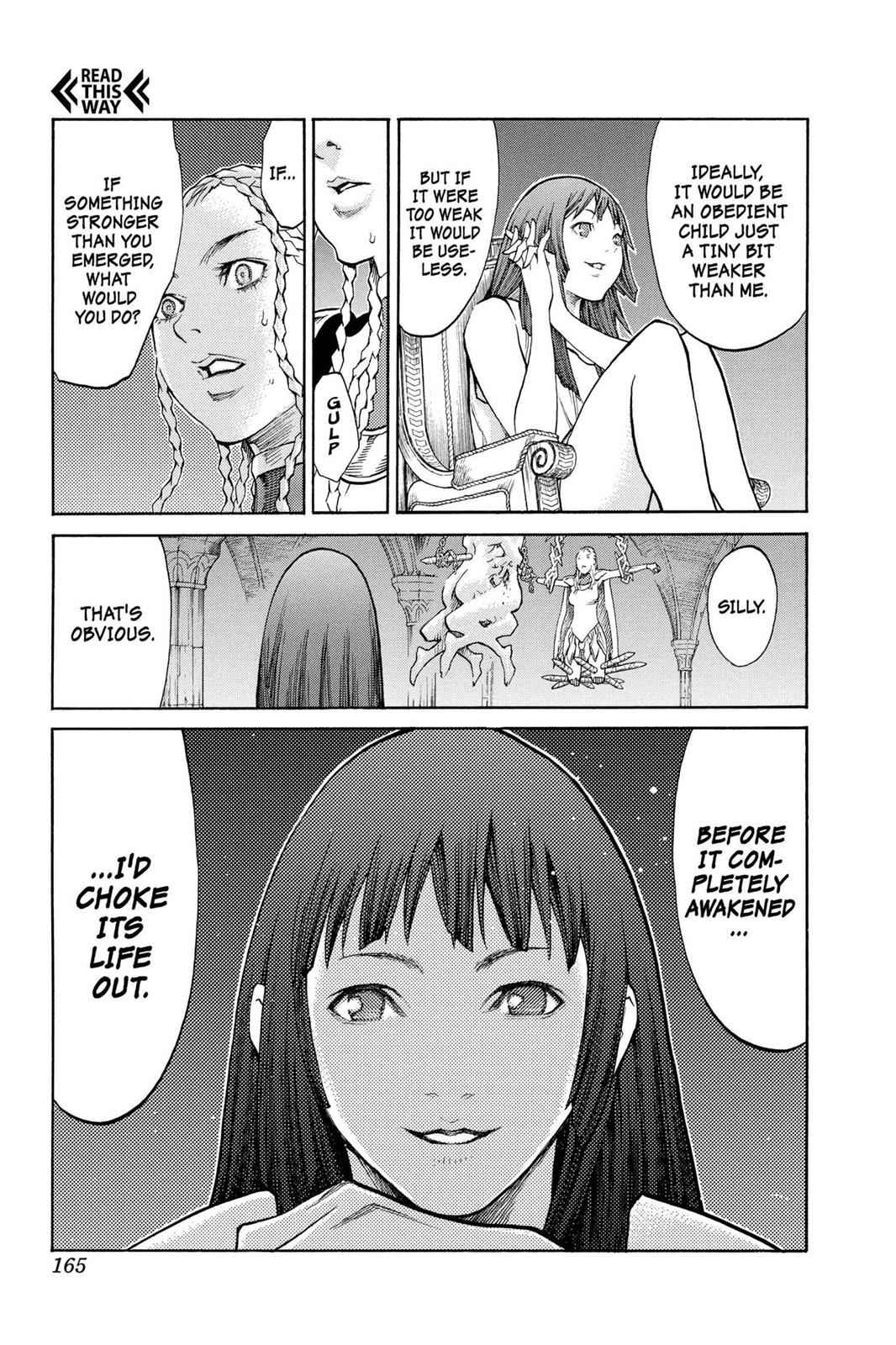 Claymore Chapter 82 Page 30