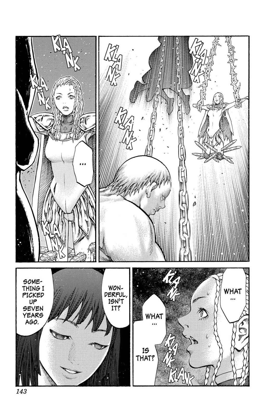 Claymore Chapter 82 Page 9