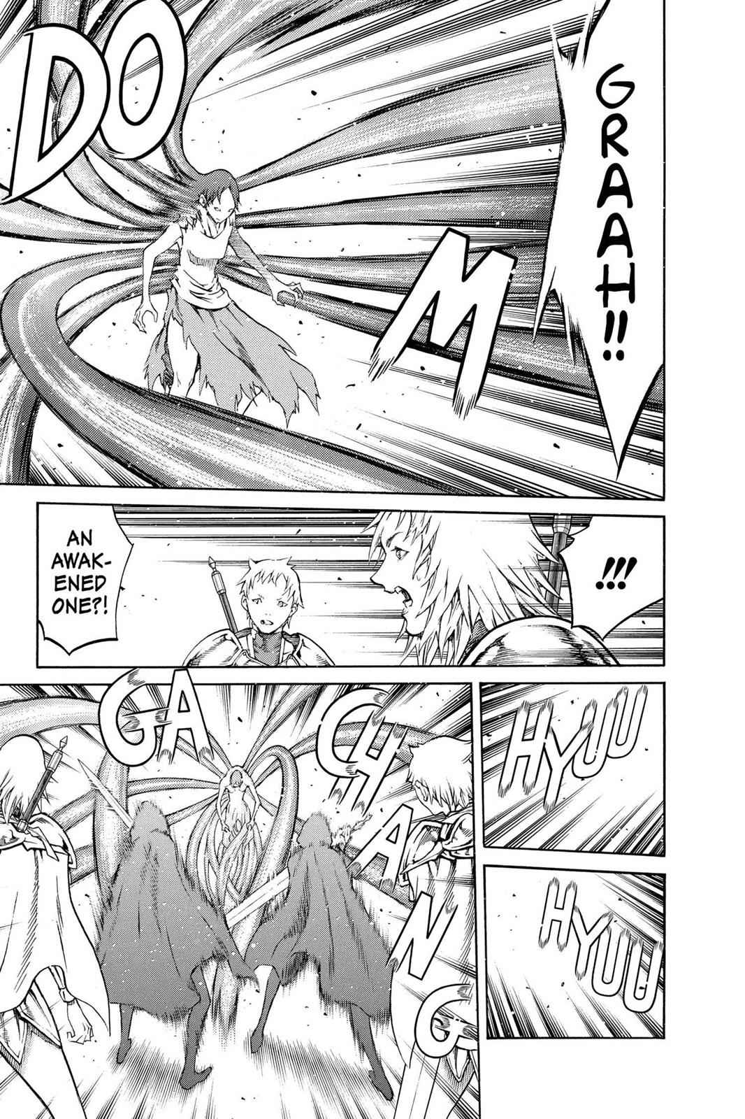 Claymore Chapter 83 Page 14