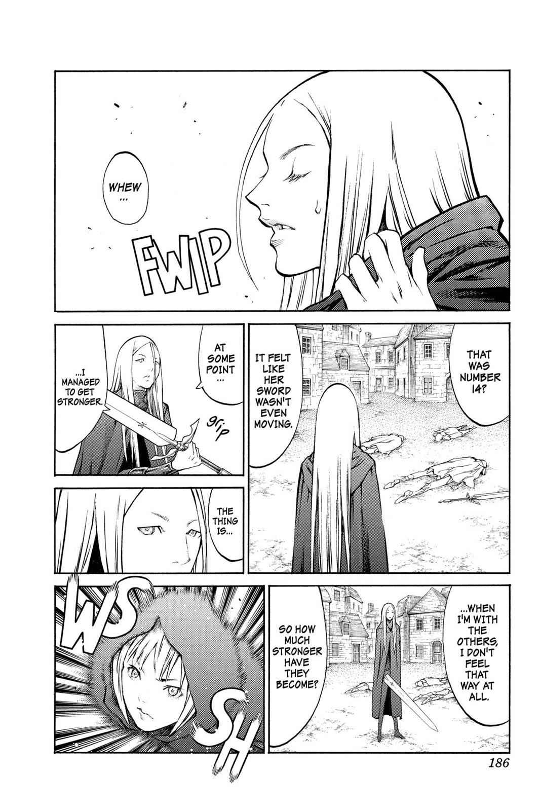 Claymore Chapter 83 Page 19