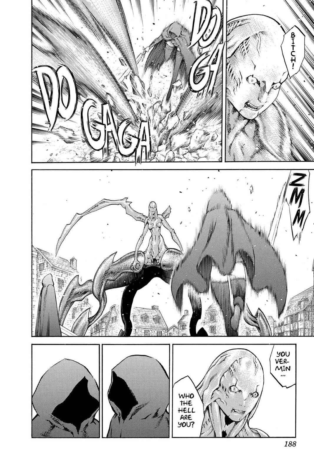Claymore Chapter 83 Page 21