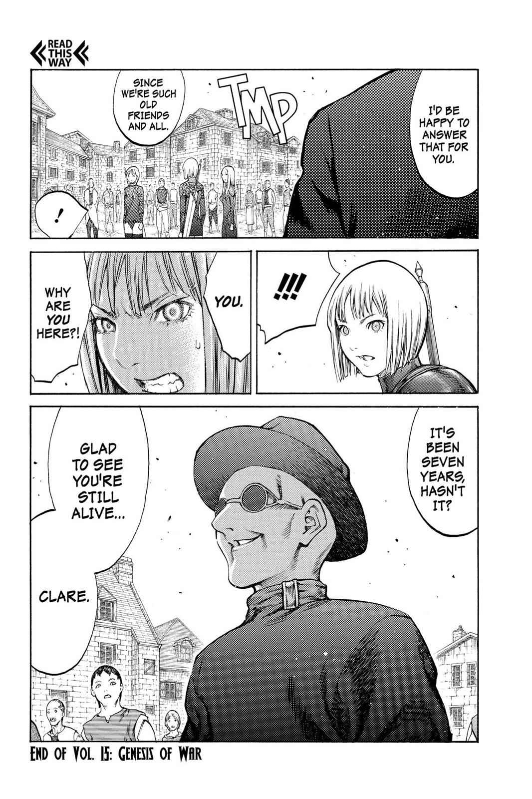 Claymore Chapter 83 Page 30