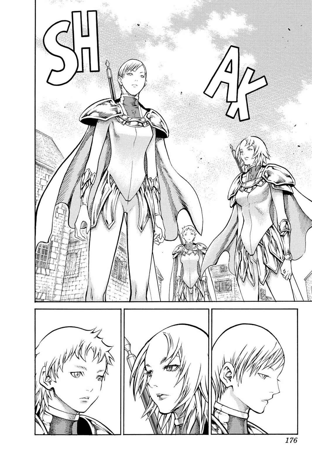 Claymore Chapter 83 Page 9
