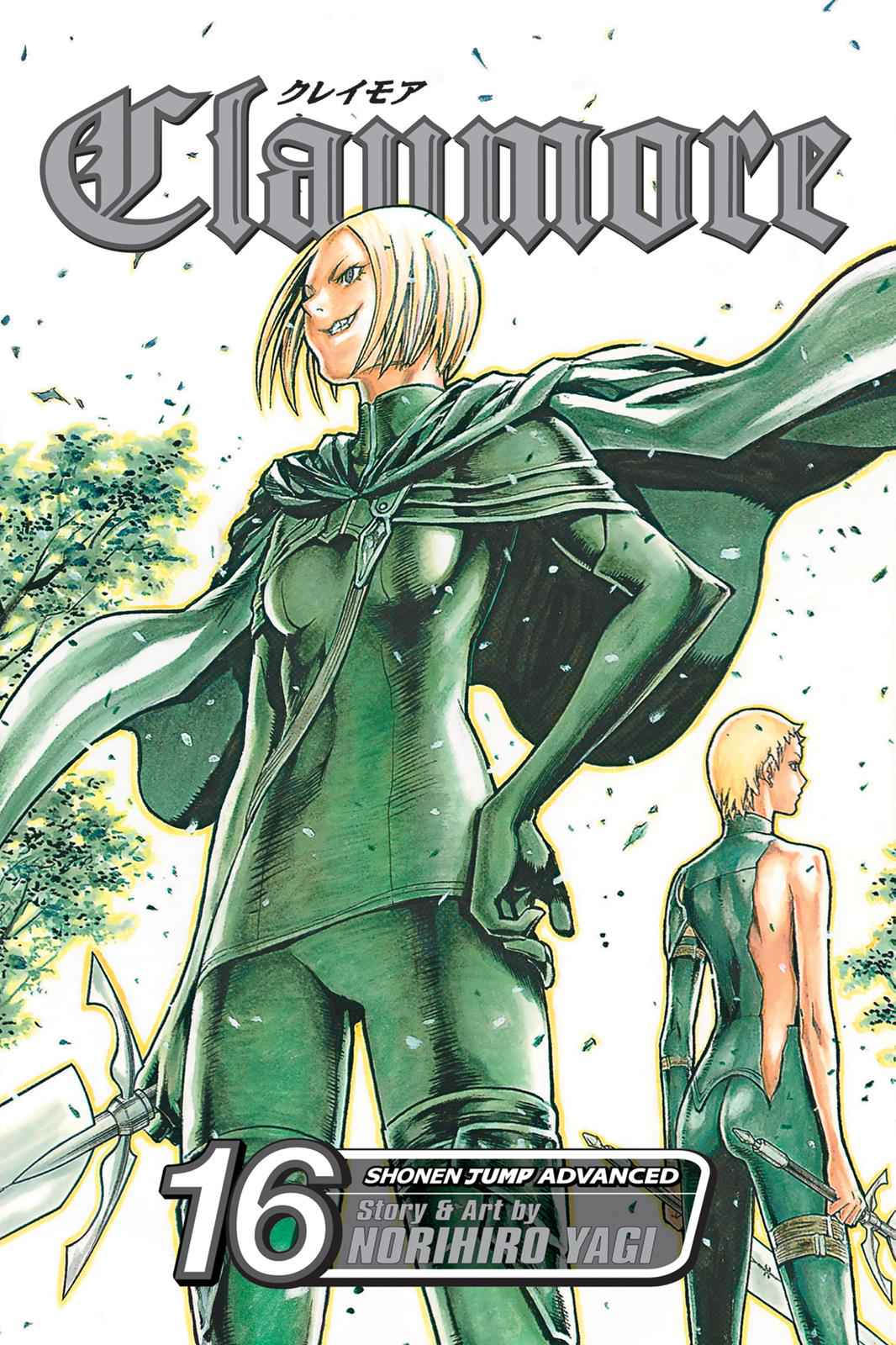 Claymore Chapter 84 Page 1