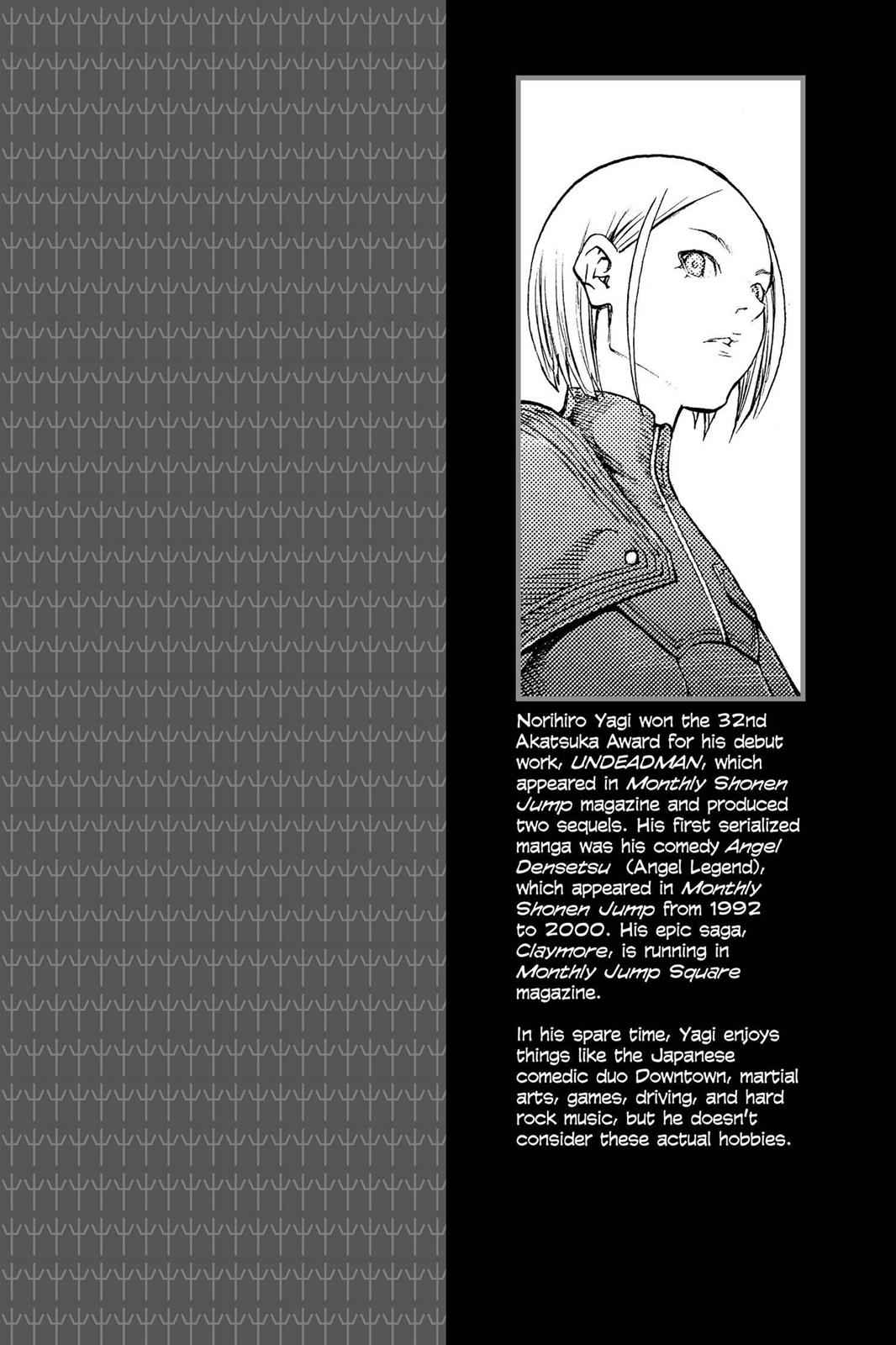 Claymore Chapter 84 Page 2