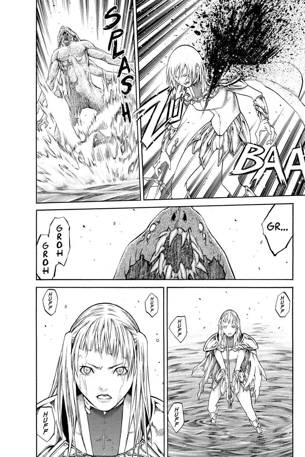 Claymore Chapter 85 Page 10
