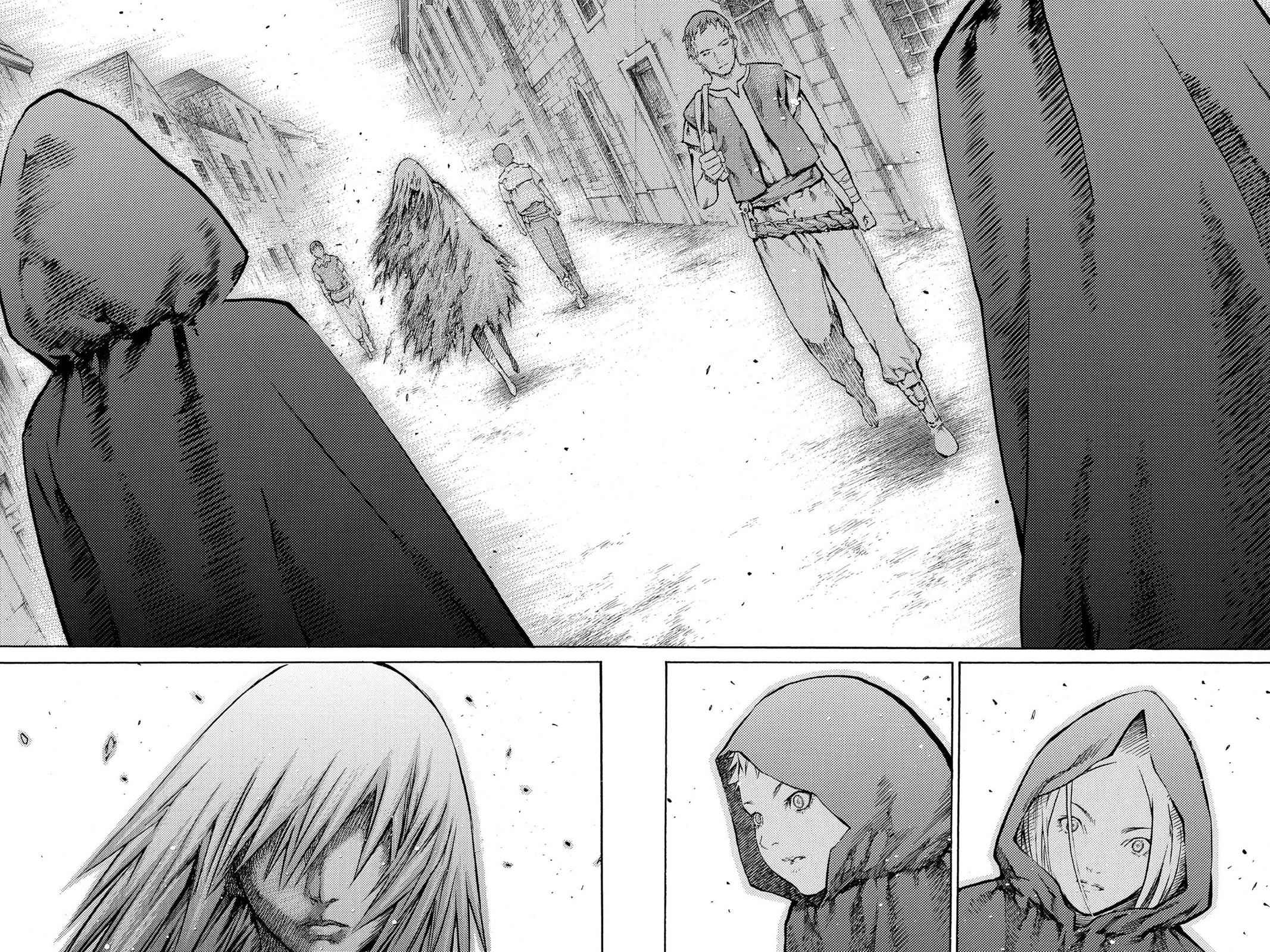 Claymore Chapter 86 Page 22