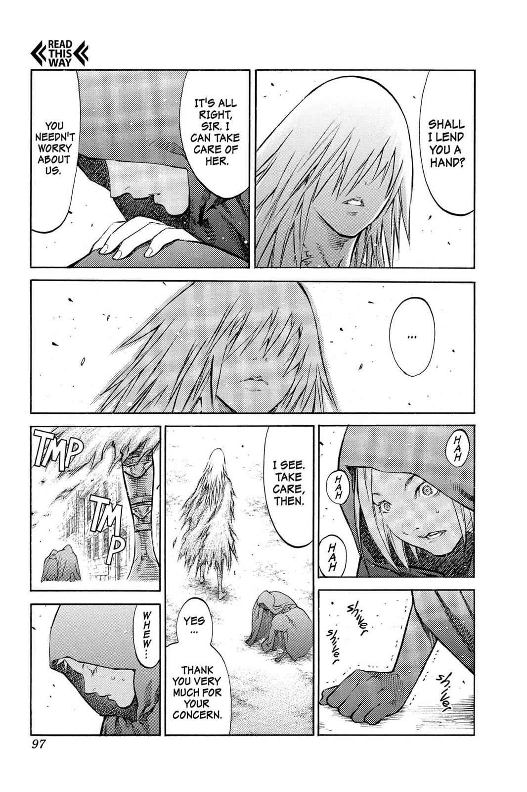 Claymore Chapter 86 Page 26