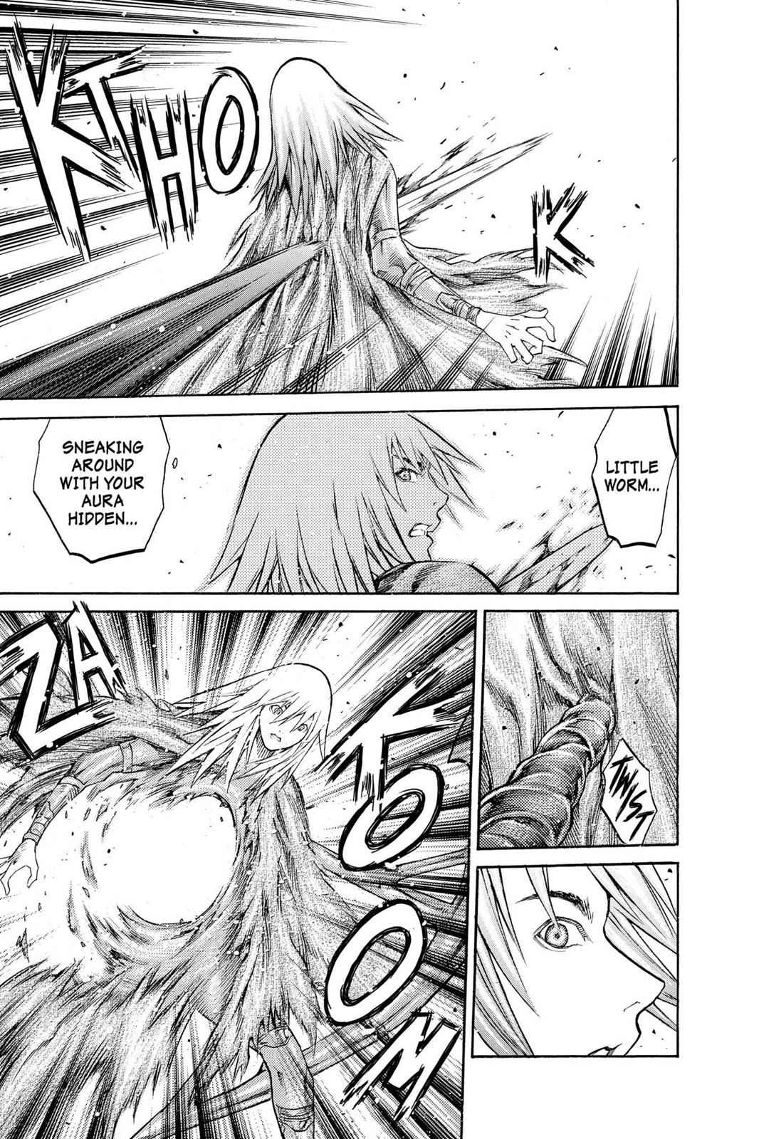 Claymore Chapter 87 Page 10