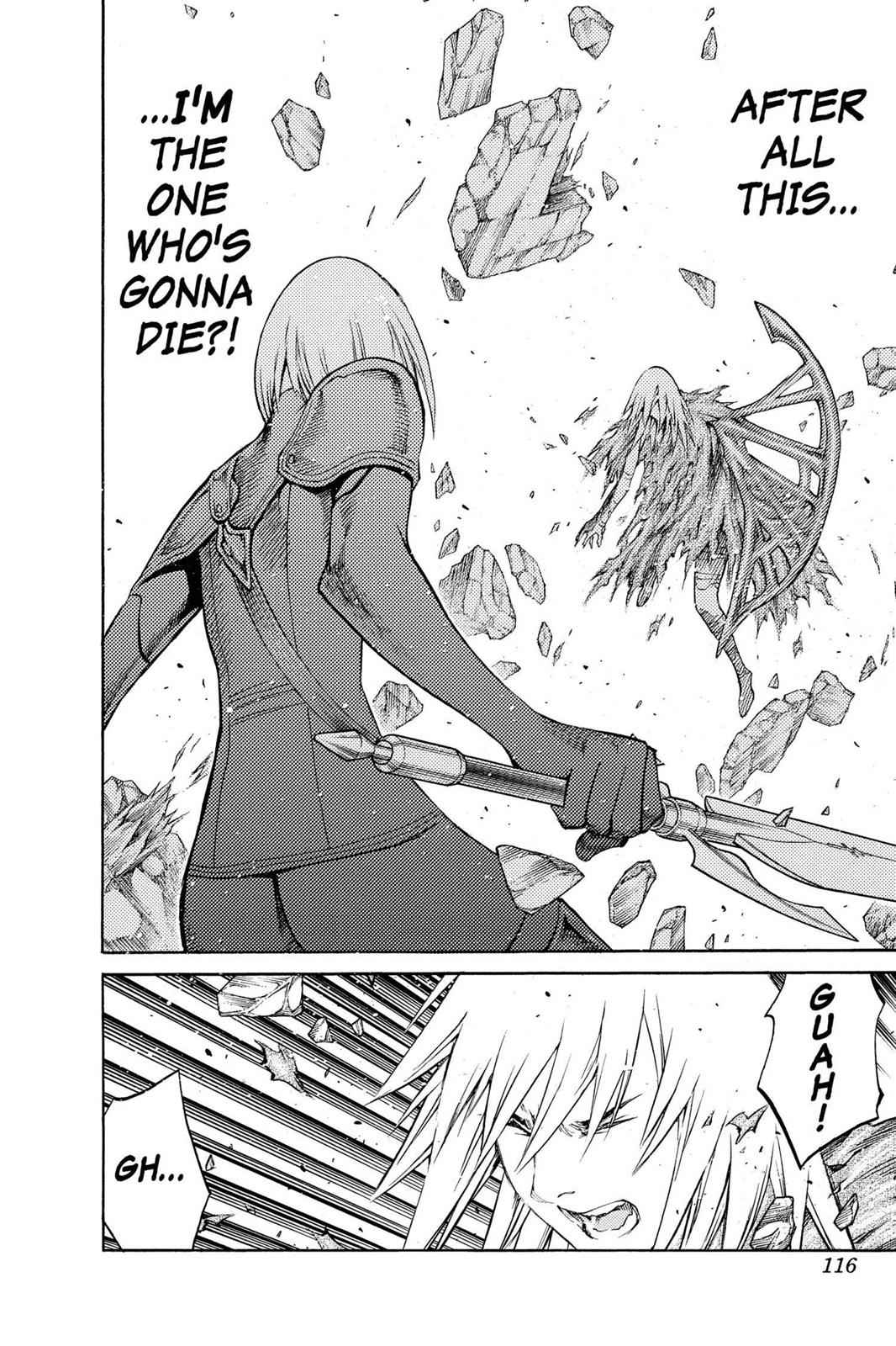 Claymore Chapter 87 Page 13