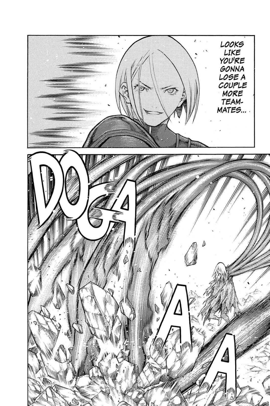 Claymore Chapter 87 Page 15