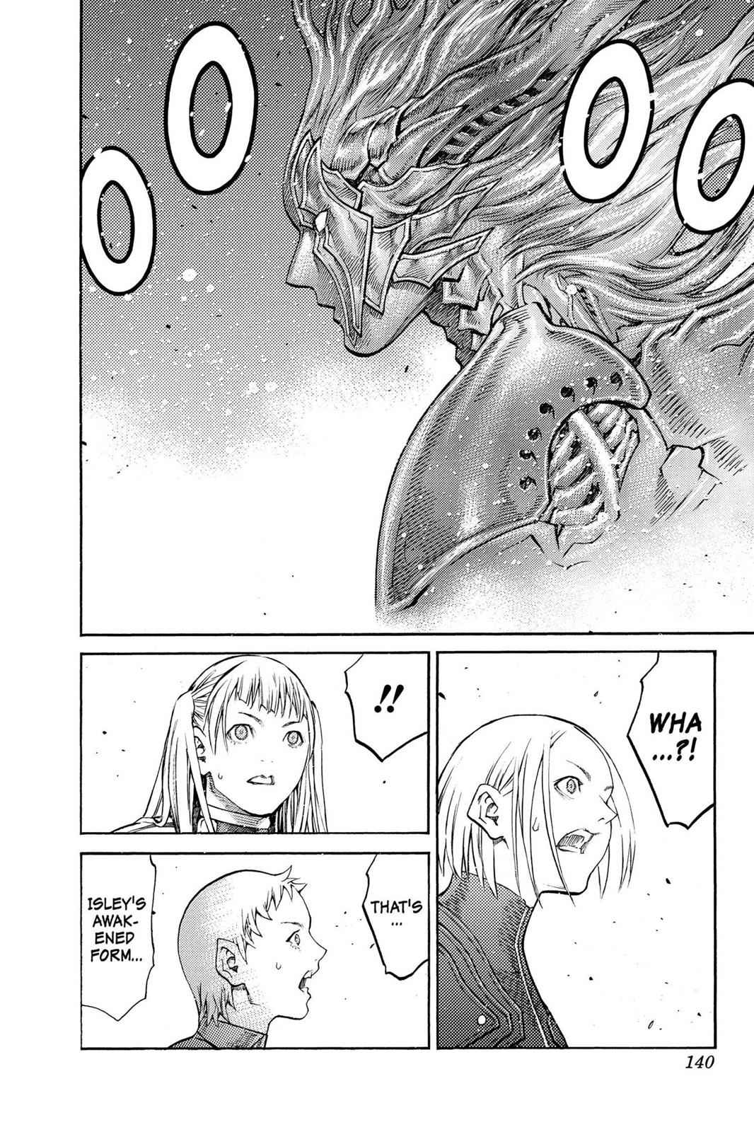 Claymore Chapter 88 Page 12