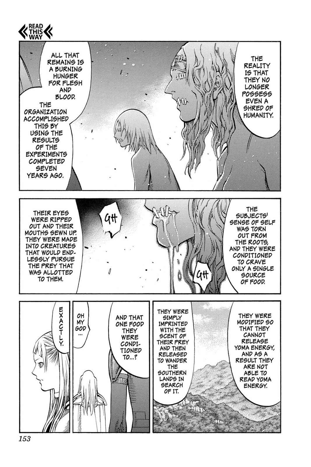 Claymore Chapter 88 Page 25