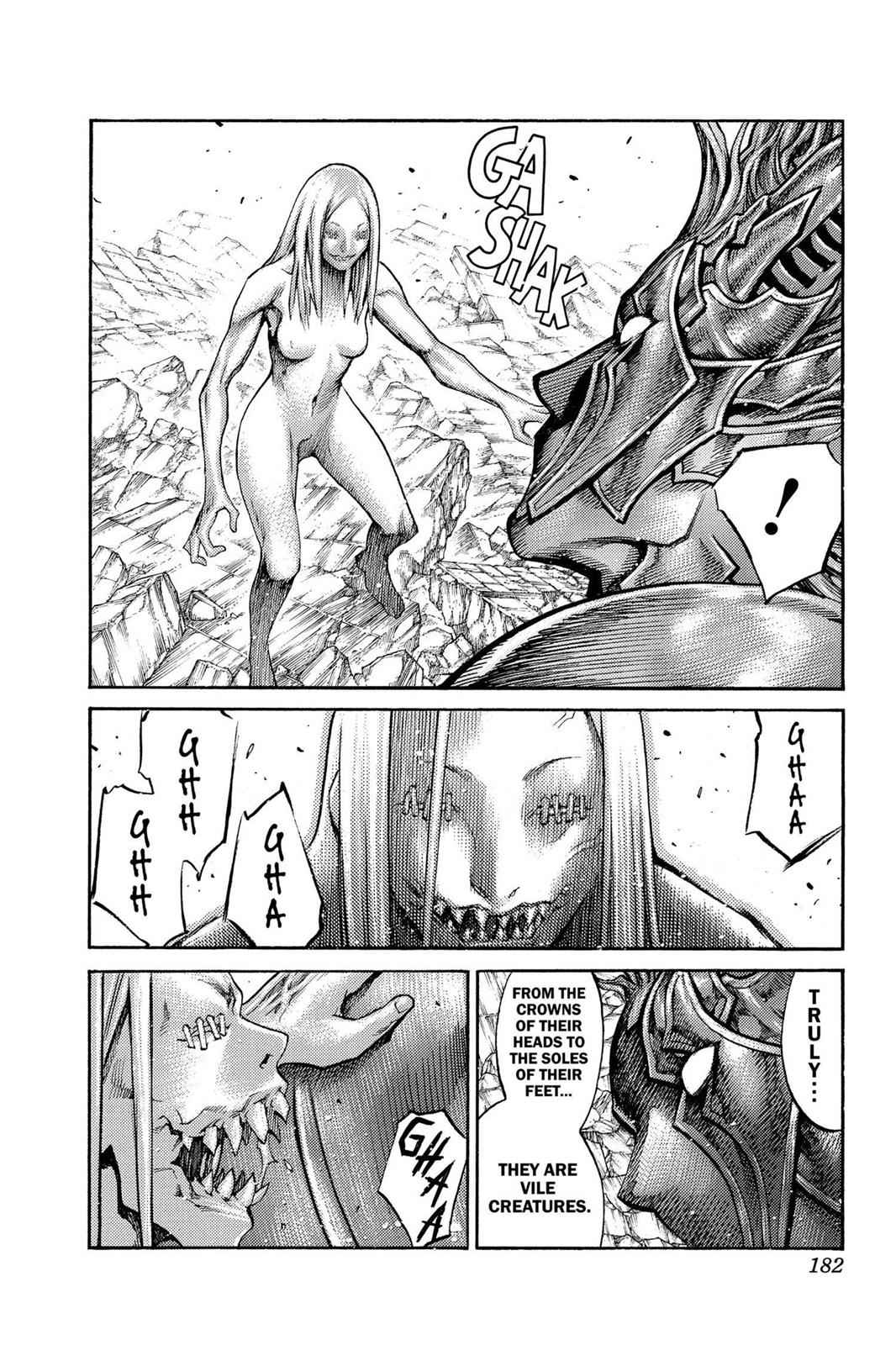 Claymore Chapter 89 Page 23