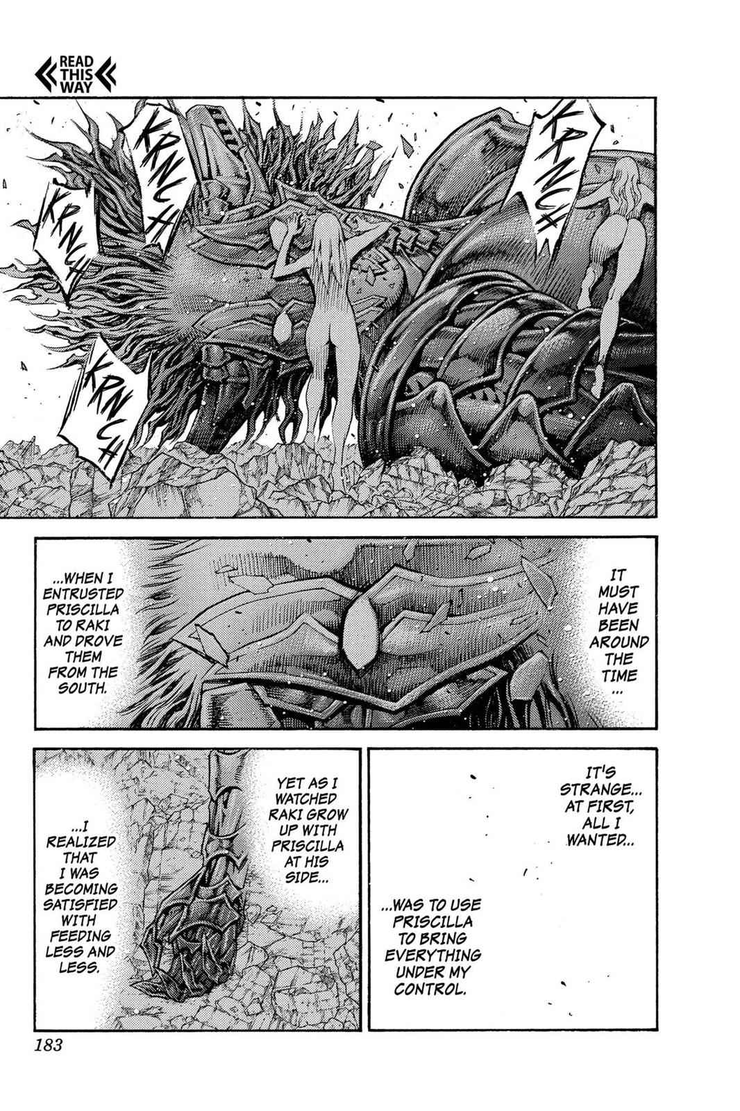 Claymore Chapter 89 Page 24