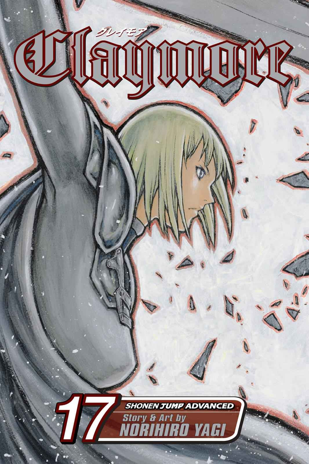Claymore Chapter 90 Page 1