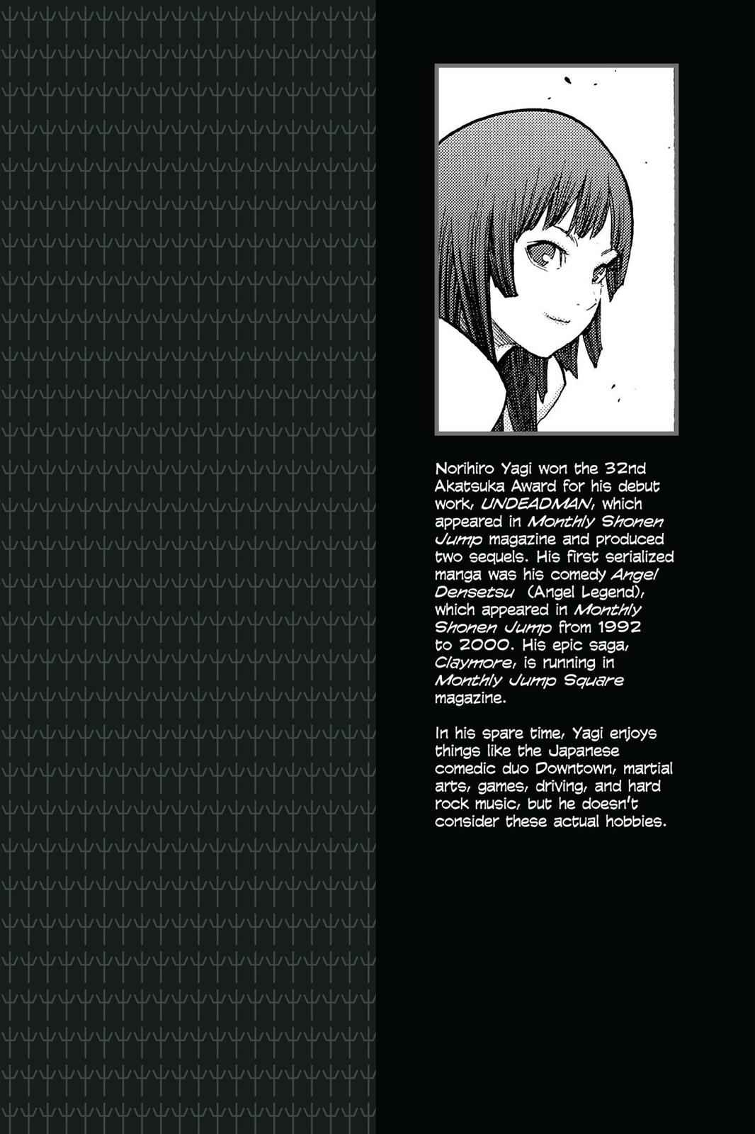 Claymore Chapter 90 Page 2