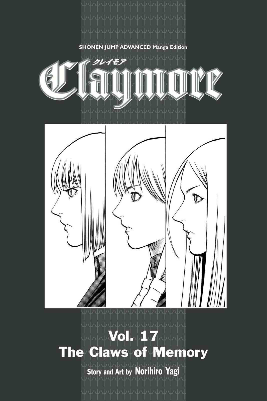 Claymore Chapter 90 Page 4