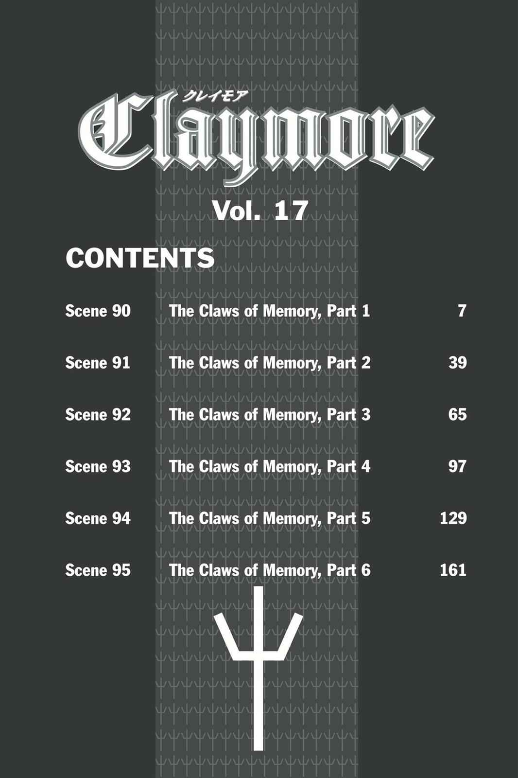 Claymore Chapter 90 Page 6