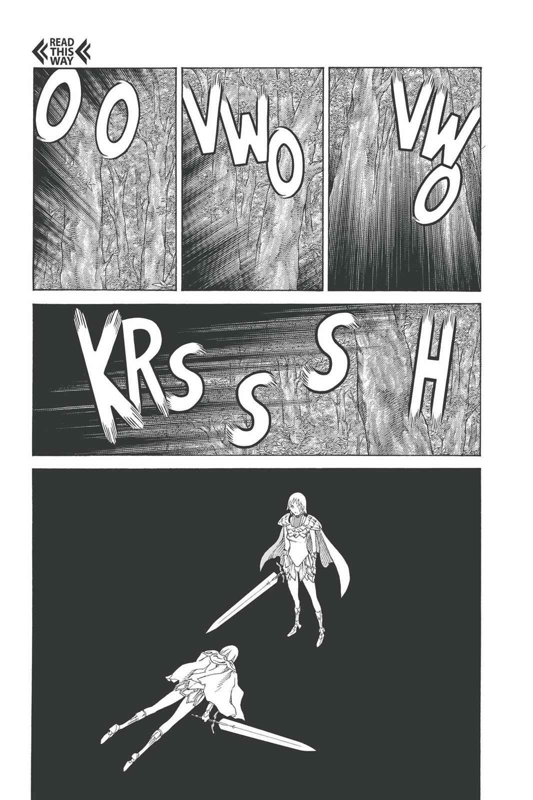 Claymore Chapter 92 Page 11