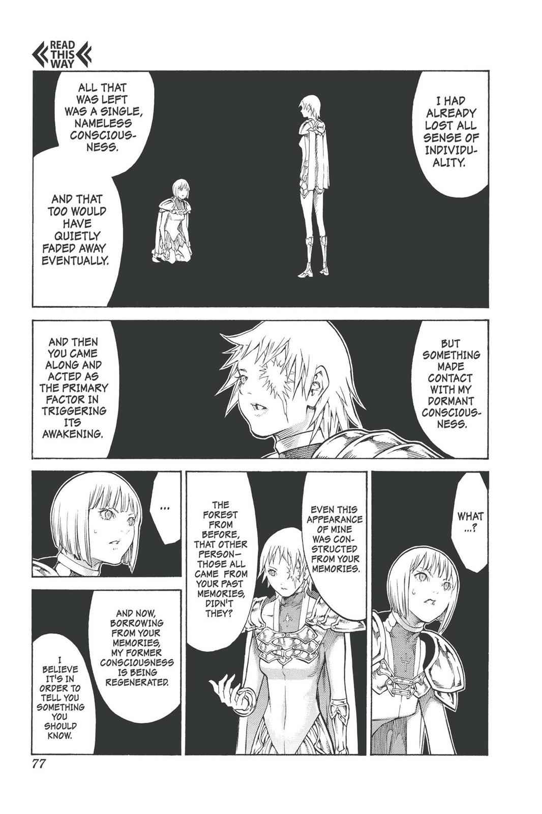 Claymore Chapter 92 Page 13