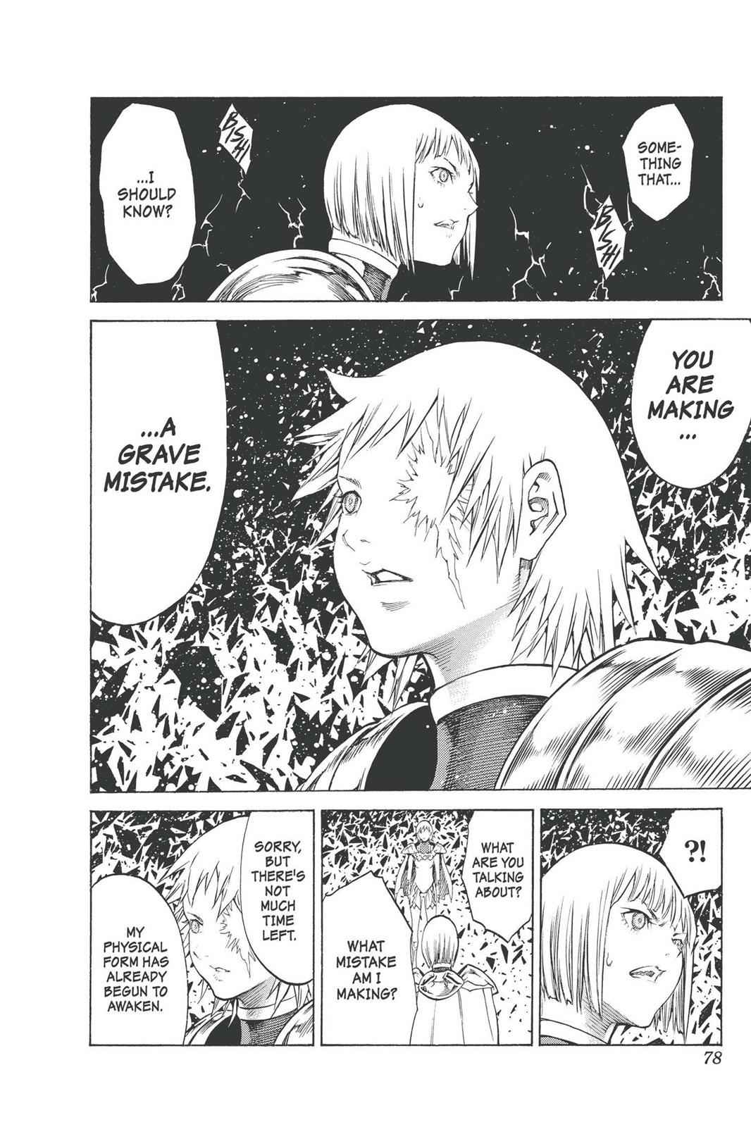 Claymore Chapter 92 Page 14