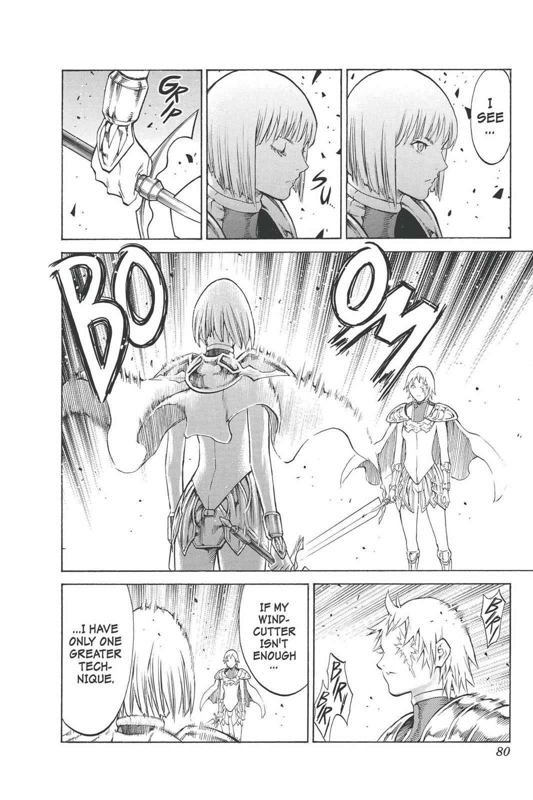 Claymore Chapter 92 Page 16