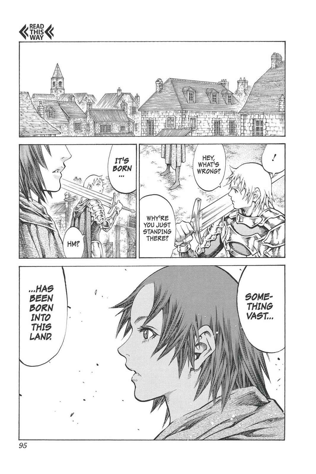 Claymore Chapter 92 Page 29