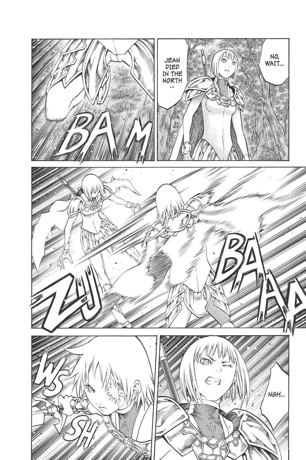 Claymore Chapter 92 Page 4
