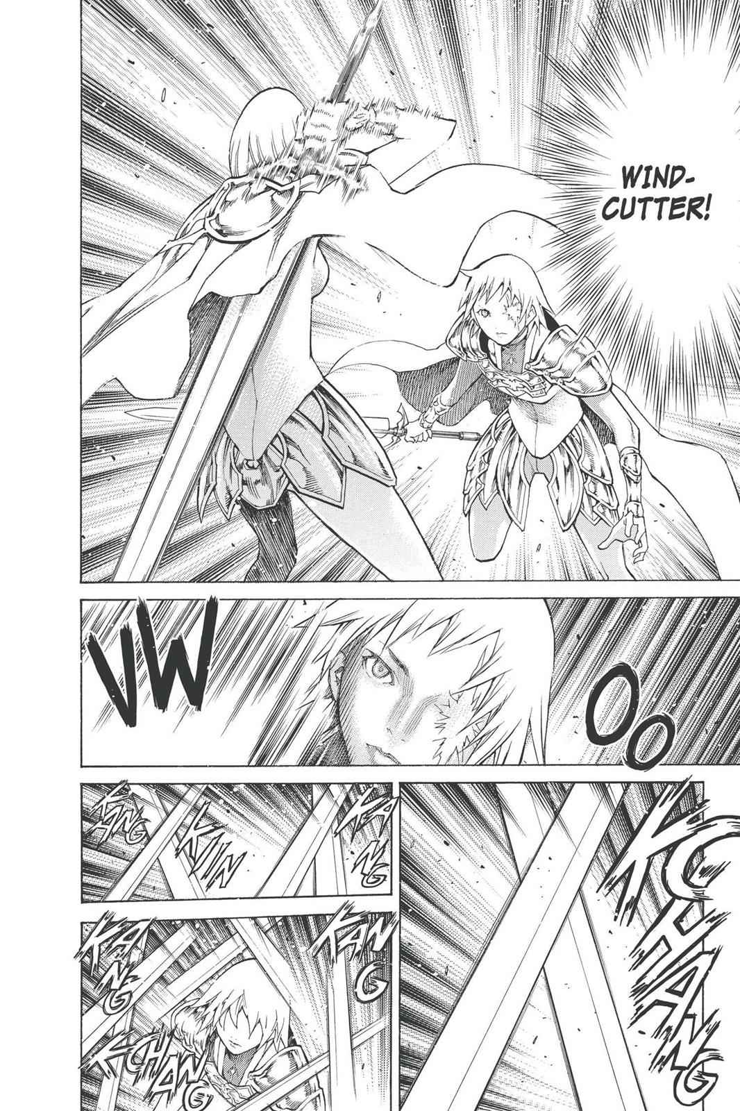 Claymore Chapter 92 Page 8