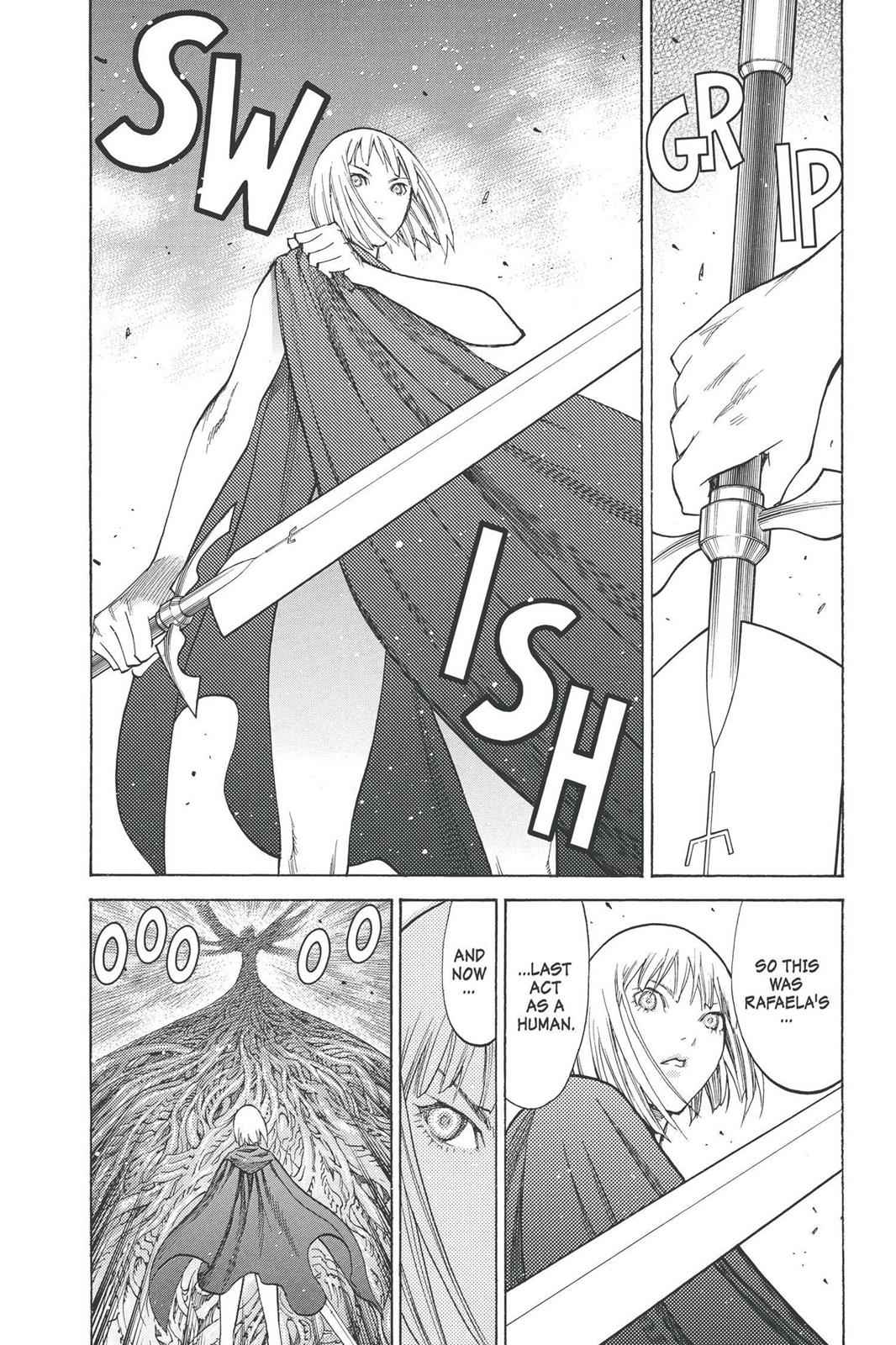 Claymore Chapter 93 Page 11
