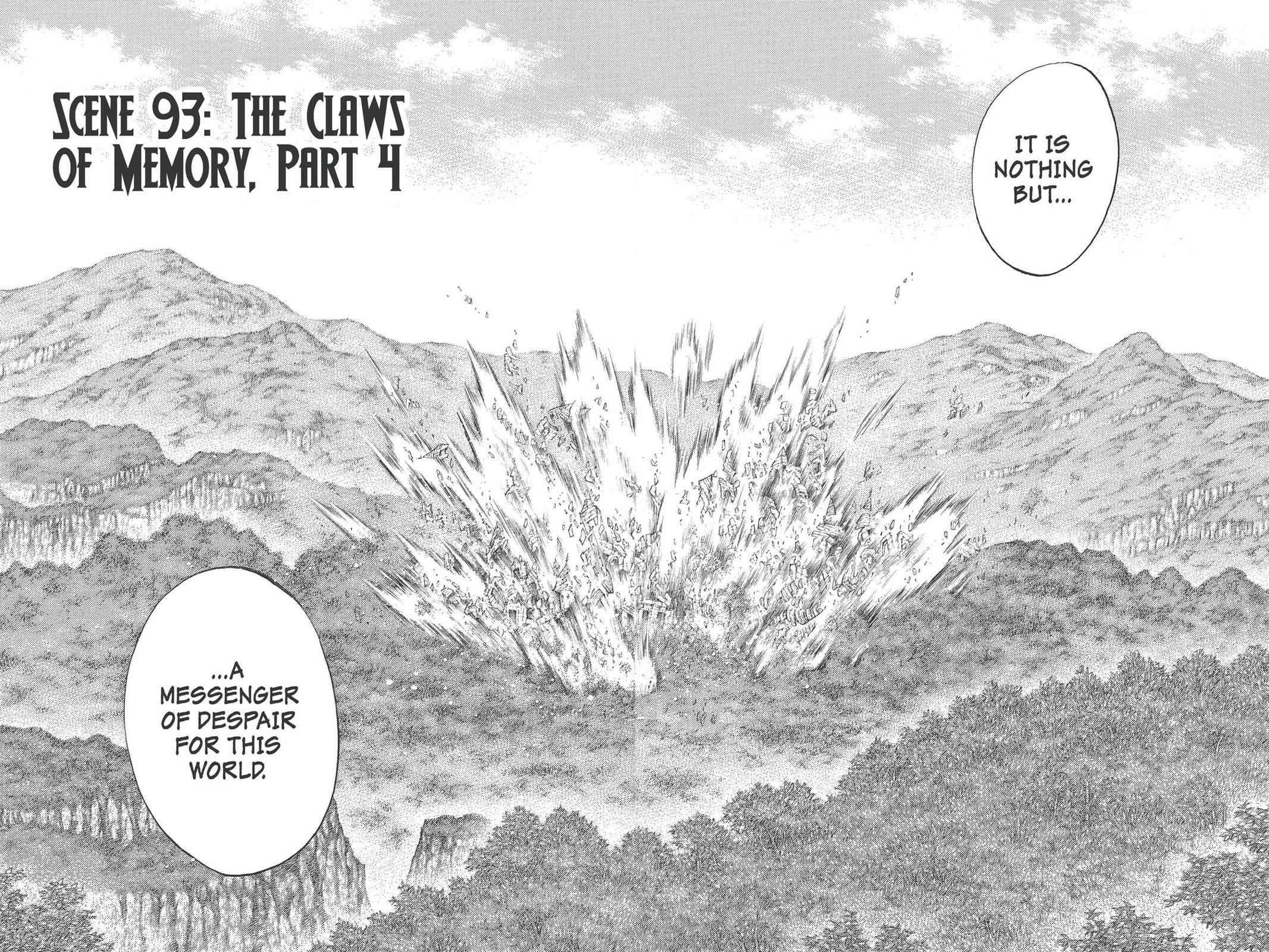 Claymore Chapter 93 Page 2