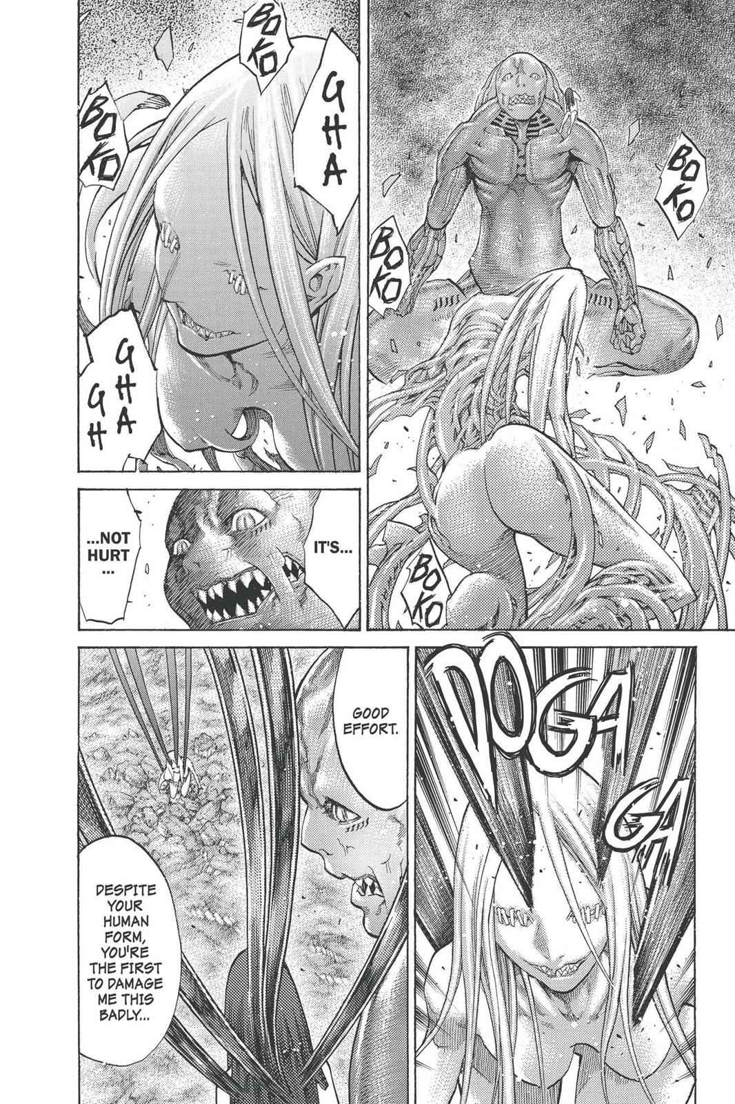 Claymore Chapter 93 Page 26