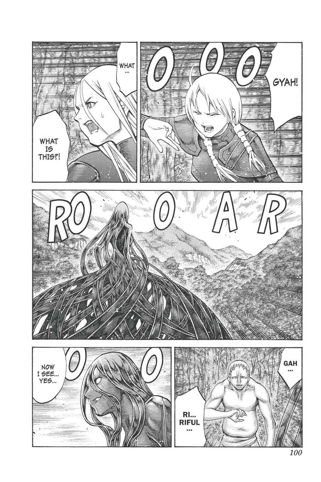 Claymore Chapter 93 Page 3