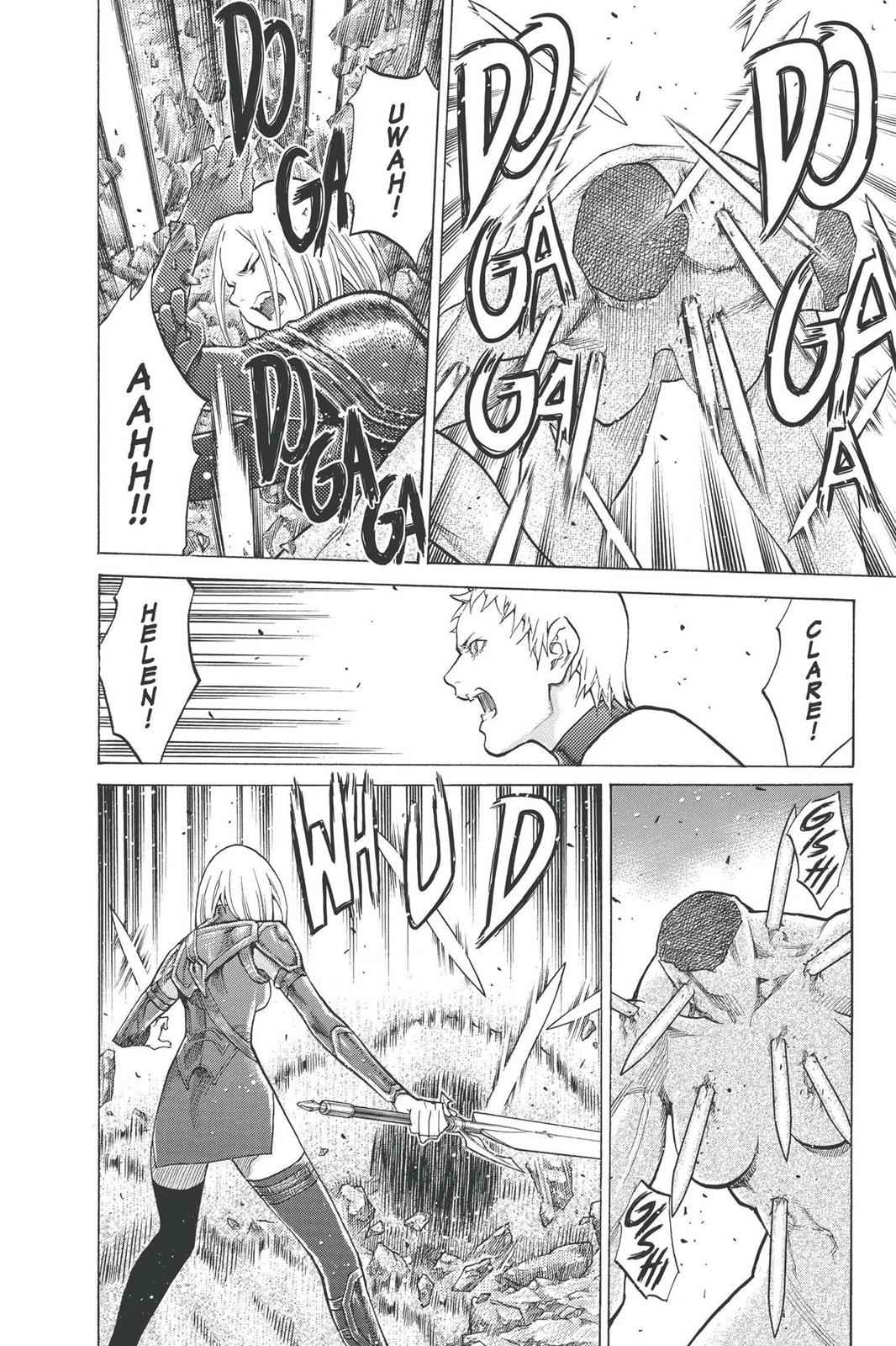 Claymore Chapter 95 Page 13