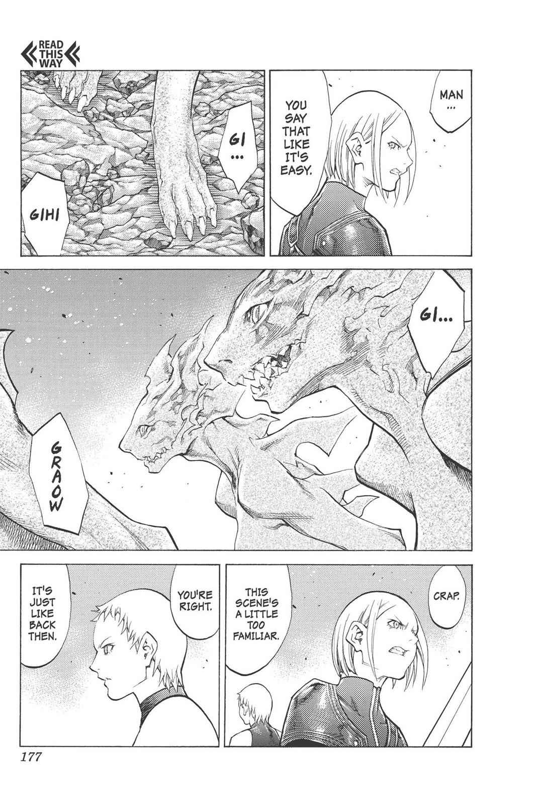 Claymore Chapter 95 Page 16