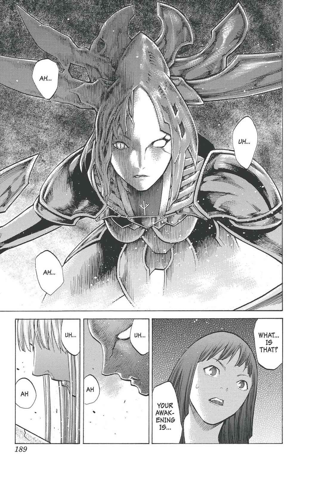Claymore Chapter 95 Page 28