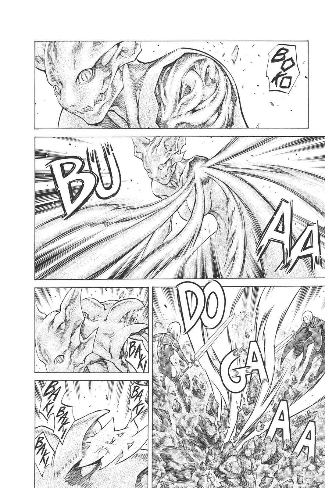 Claymore Chapter 95 Page 5