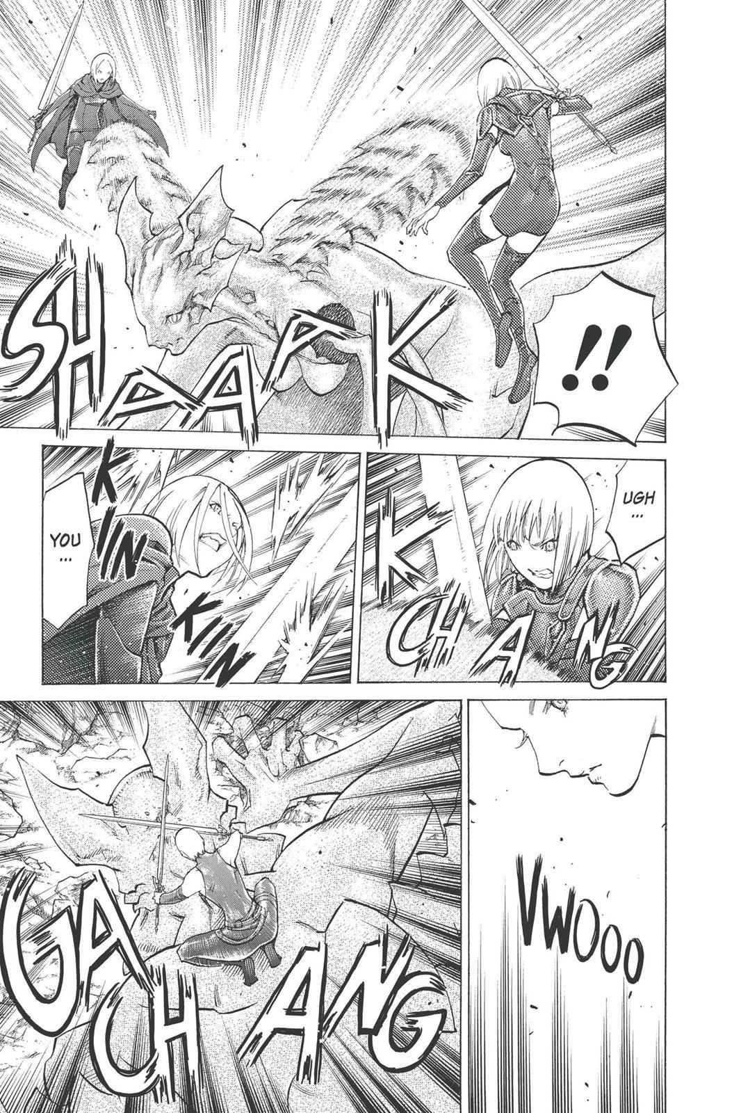 Claymore Chapter 95 Page 6