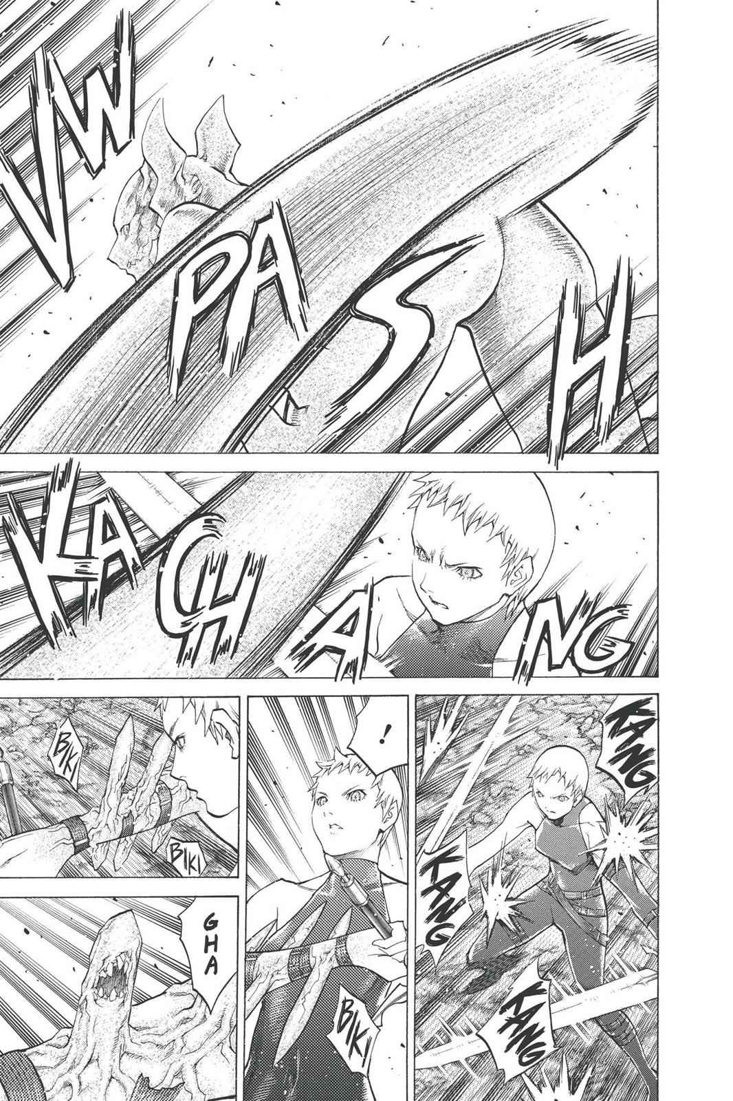 Claymore Chapter 95 Page 8