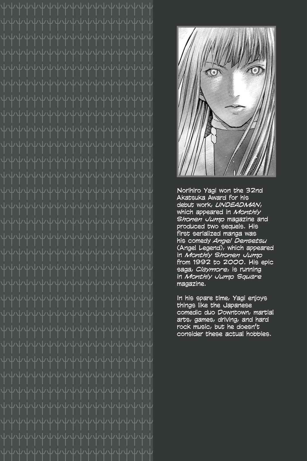 Claymore Chapter 96 Page 2