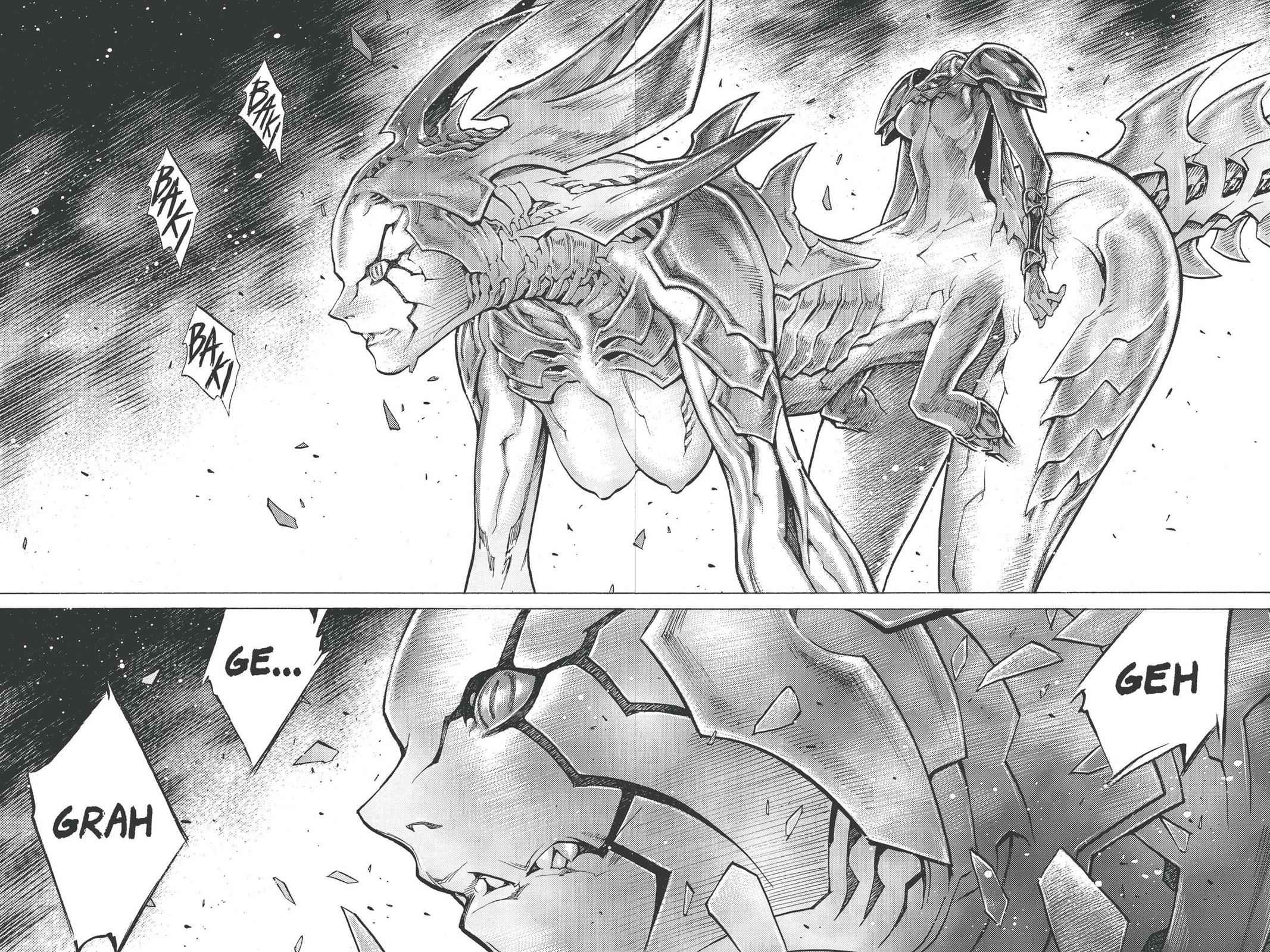 Claymore Chapter 96 Page 25