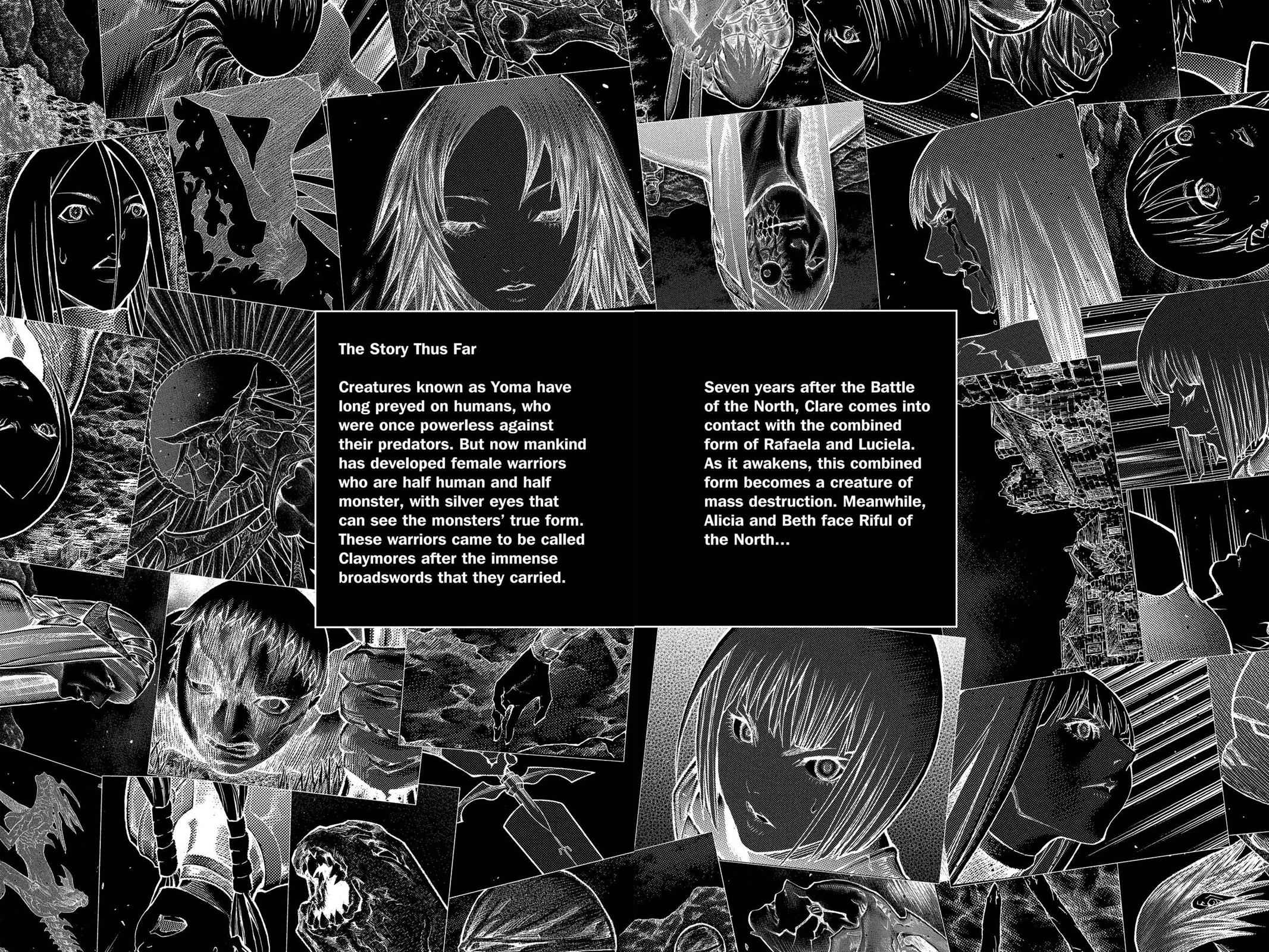 Claymore Chapter 96 Page 5