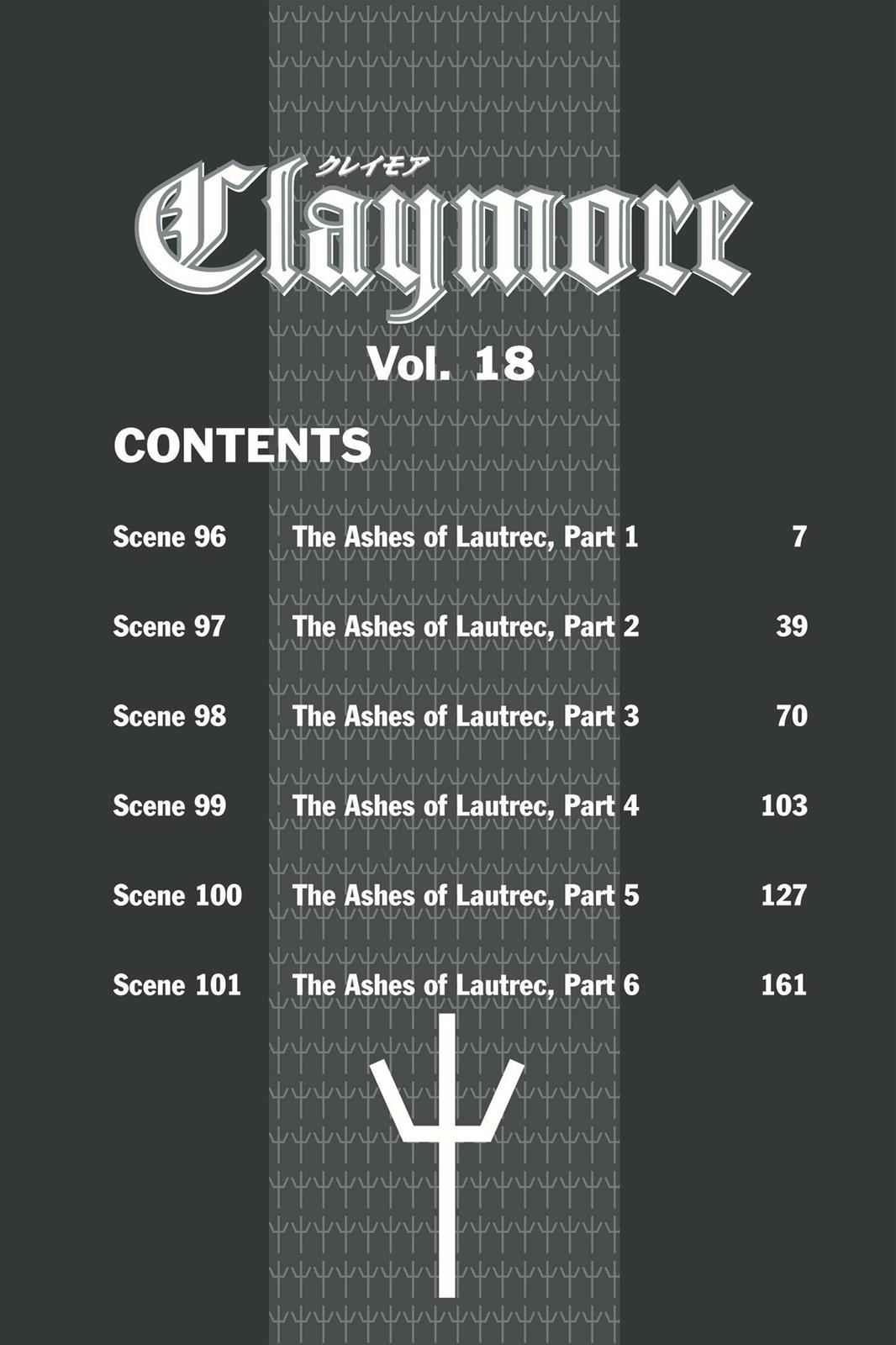 Claymore Chapter 96 Page 6