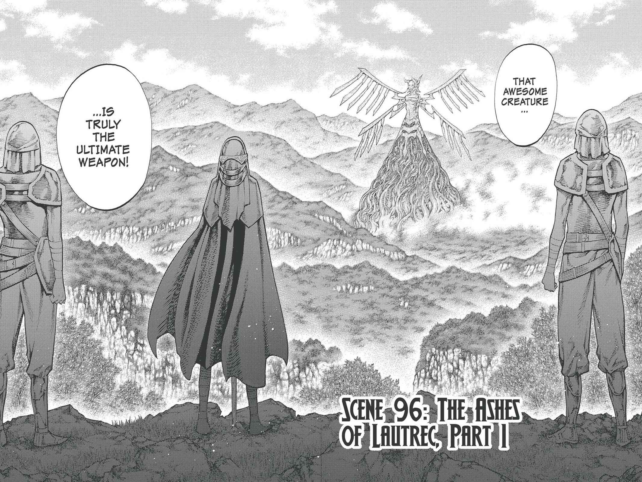 Claymore Chapter 96 Page 8