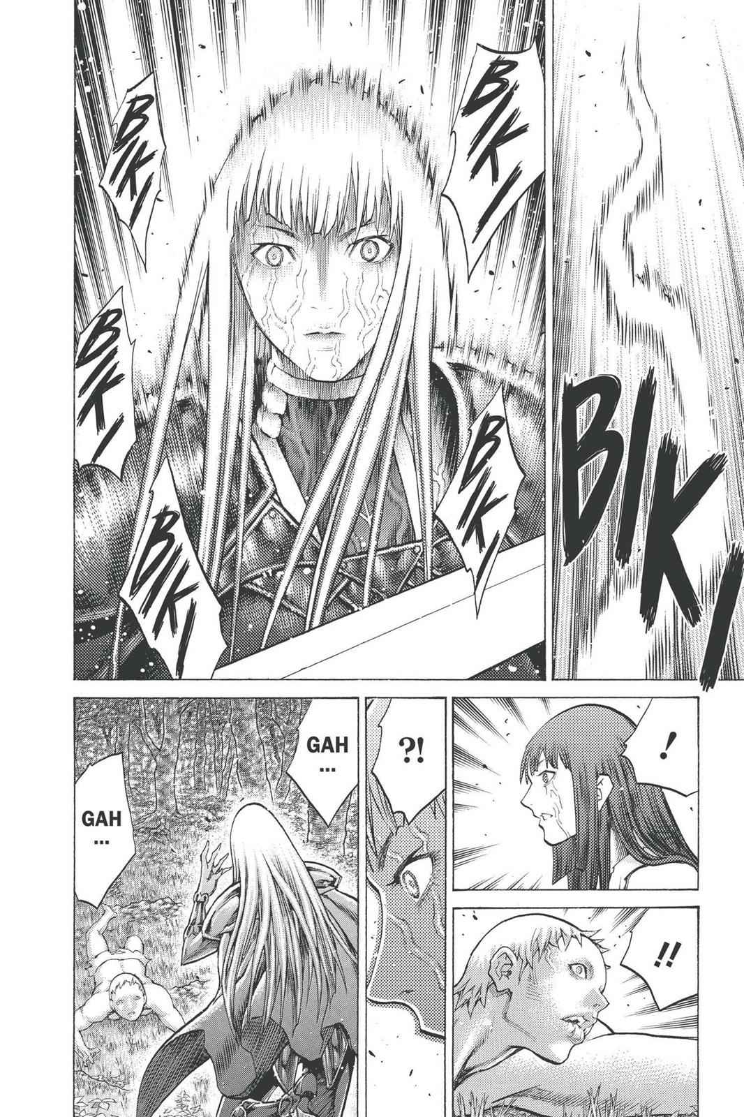 Claymore Chapter 97 Page 13