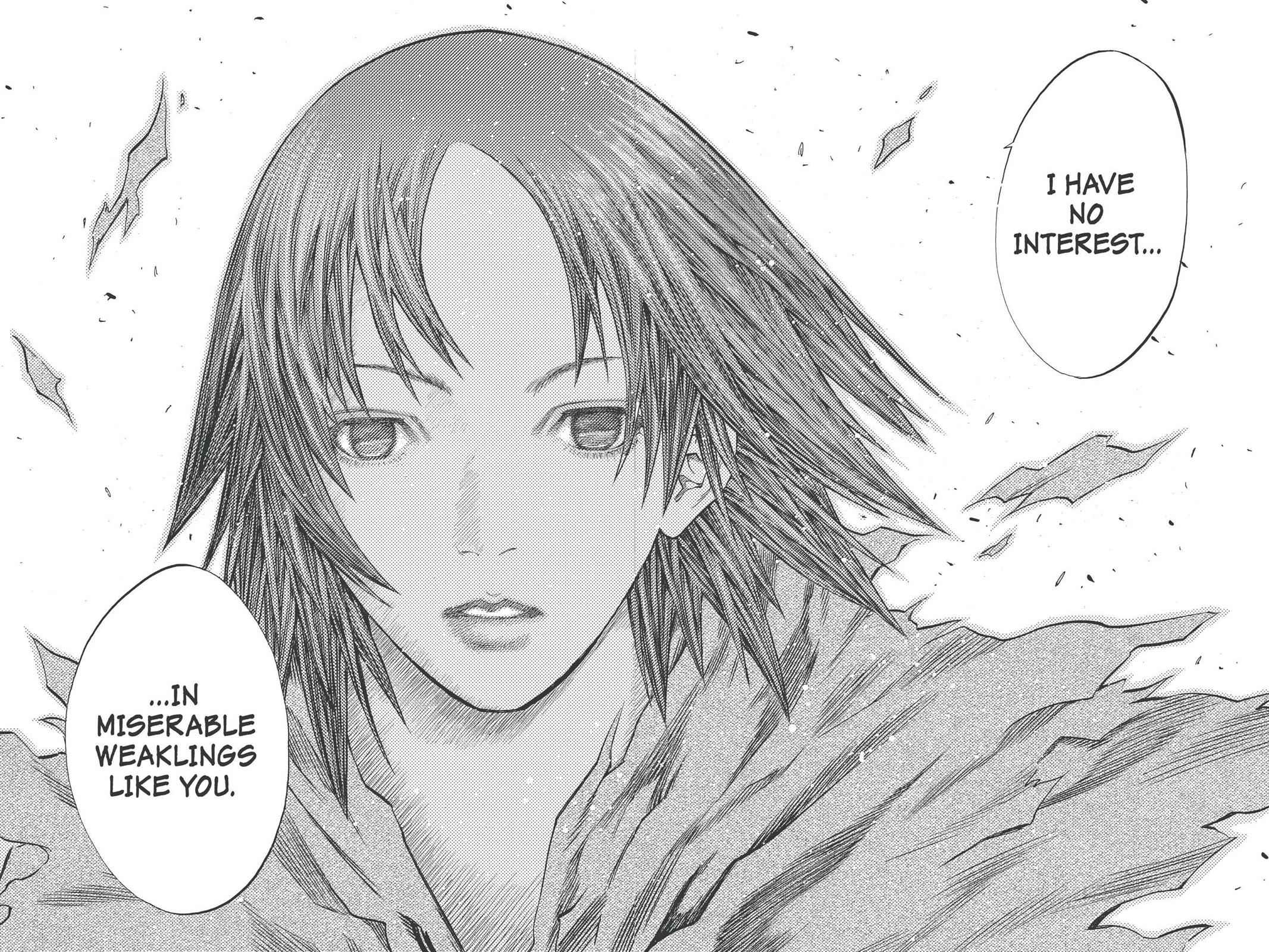 Claymore Chapter 97 Page 18