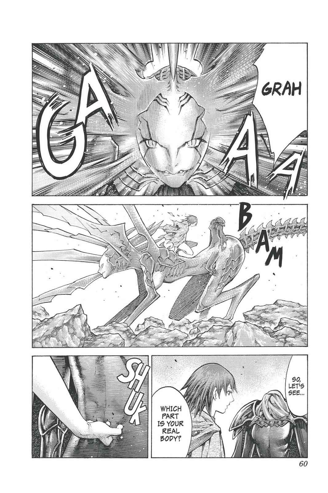 Claymore Chapter 97 Page 19
