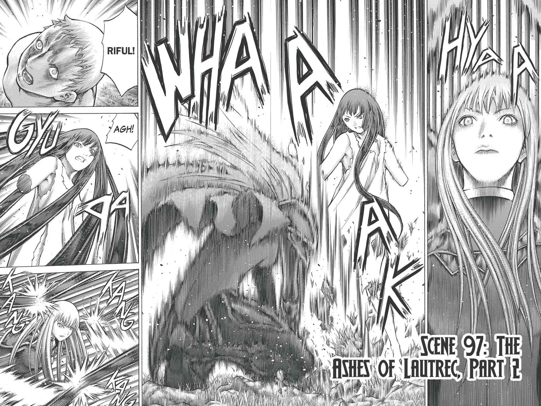 Claymore Chapter 97 Page 2